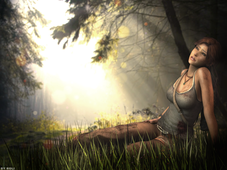 Tomb Raider (2013) - A girl (remade) by Roli29