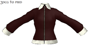 MMD- Fur Coat-DOWNLOAD by MMDFakewings18