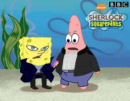 Sherlock Squarepants w/lyrics by krusca