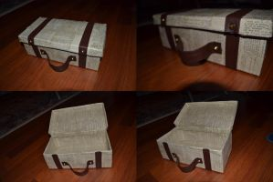 Suitcase by Deew8x