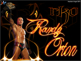 Randy Orton by HashemAngel
