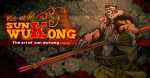 Sun wukong project cover by Ntocha