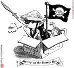 Mutiny on the Bounty Box by TaintedInk