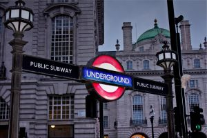 London Underground by iCoffeeholic
