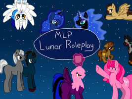 MLP Lunar Roleplay by BreeLikesPINK