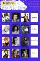 Fable IV OC Voice Actor Meme Pt. 1 by Rojoneo
