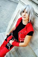 Riku - Wall by Zack-Fair-7