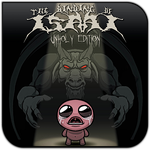 The Binding of Isaac Unholy Edition by HarryBana