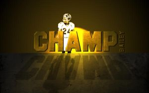 Champ Bailey -- Gold Edition by cotrackguy