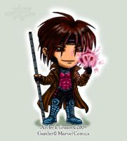 Lil' Gambit by k-tiraam