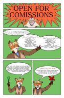 Comission price comic 9 _2_2015 by Orsonfoe