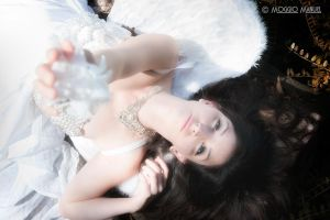 Chantal - Shooting Angel by ManuelM81
