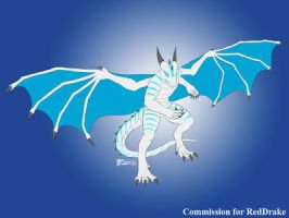 COM : Albeon Dragon ready to fight by whiteguardian