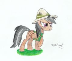 Daring Do by UlyssesGrant