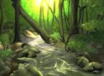 The Forest of Suffering by StarWolfen7