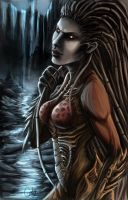 sarah kerrigan by chimicalstar