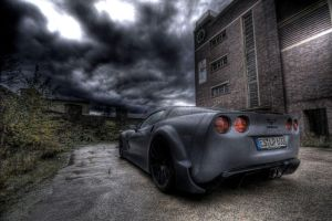Loma Performance Corvette by TheCarloos