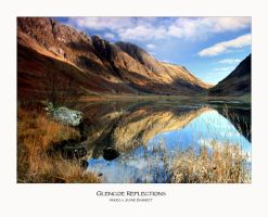 Glencoe Reflections by ArwensGrace