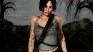 Tomb Raider by 3DXcentric