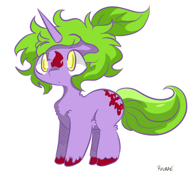 Leaf Pony Adoptable (OPEN) by Myumimon