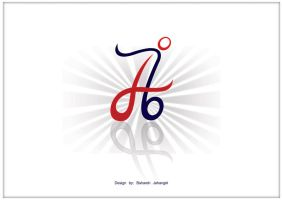 My logo by jahangiri