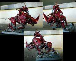 Bloodcrusher of Khorne by emerald825