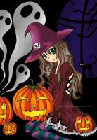 .: My spooky treasures :. by Angel-Kikyou