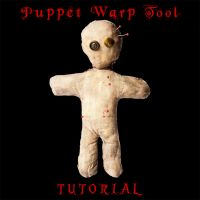 Puppet Warp Tool Video Tutorial by Abasyyx