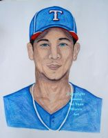 Nomar Marza Rookie Baseball by emmatai88