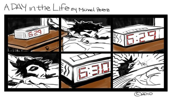 A day in the life... by neonengine