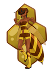 Queen Bee by SneakyAlbatross