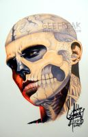 RicK Genest- Profile 17 by GeeFreak
