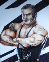 Lee Priest by Zhekan
