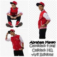 Pack Png de Abraham Mateo by AriiTinista02