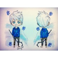 Jack Frost by joker-chic345