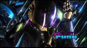 Daft Punk by isma92