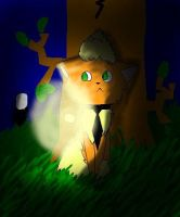 Chris plays slender by Animallover08