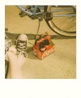 summer memories polaroid by KatieHeartsYou16