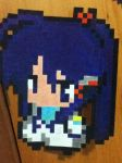 Painted Gakupo Pixel Art by Winray