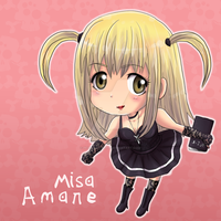 Misa chibi by peace-of-hope