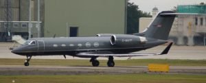 Gamma Aviation Gulfstream IV by hanimal60