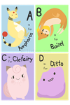 PokeBC - A-D by ditto9
