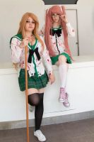 Higschool of the dead - Cosplay by KuroiZetsubo