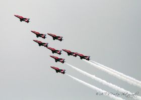 Red Arrows 3 by Takeshi-Toga