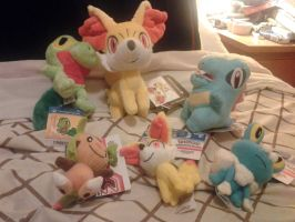 A Few Nintendo World Snagged Plushies Up For Grabs by HinataFox790