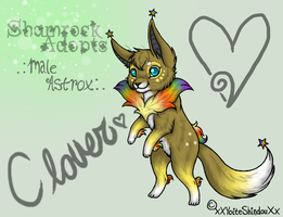 Shamrock-Adopts Mascot Updated - Clover by Shamrock-Adopts-Pets