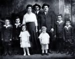 Marino Family 1917 by golgofrinchian
