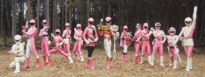 Forever Pink Team by supaman2525