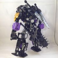 Onua, Master of Earth (Pre-redesign version) 02 by TheBoltTron