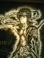 Sanada Close Up by xForEverInMyDreamsx